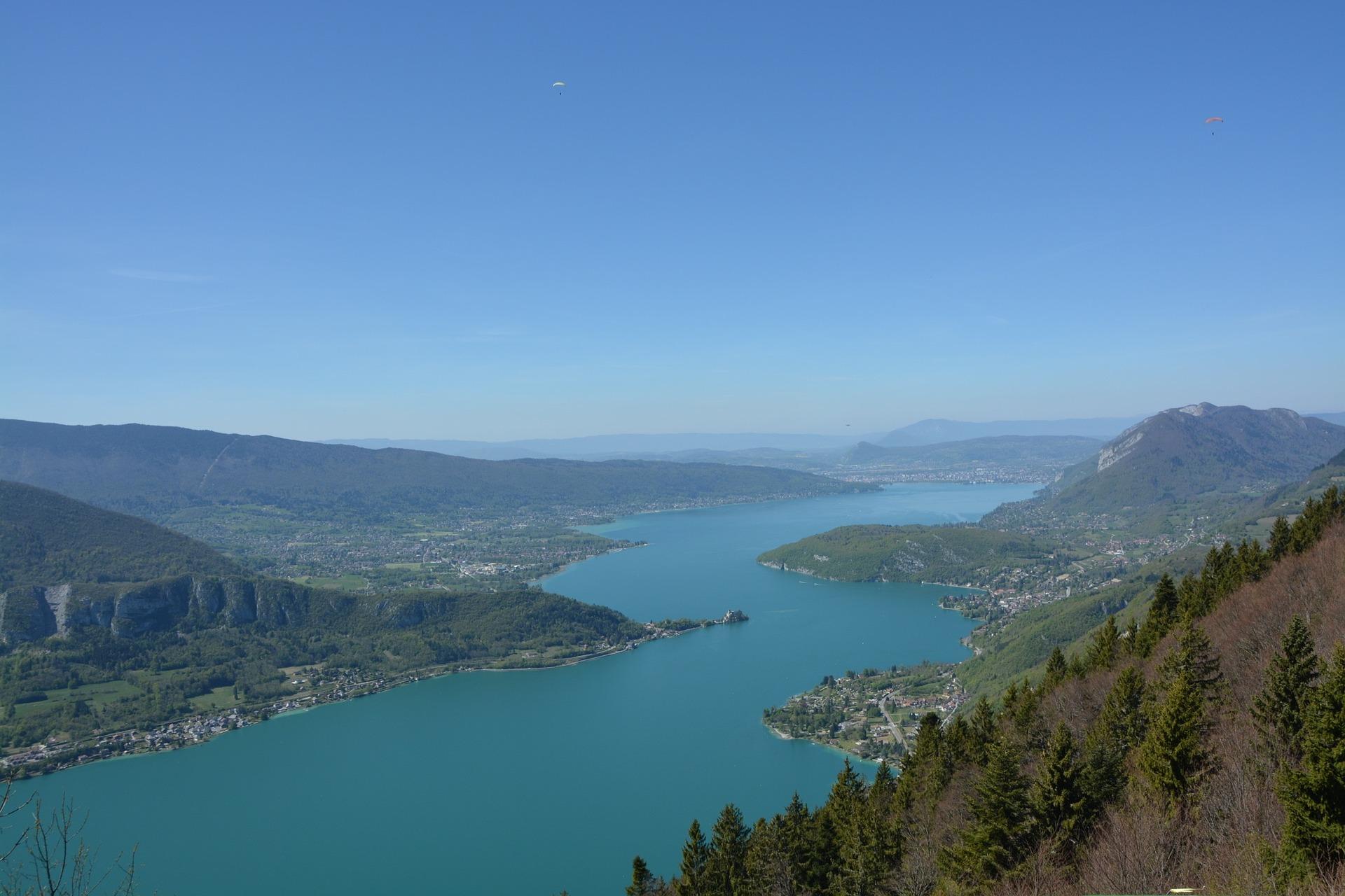 5 lacs à découvrir en France