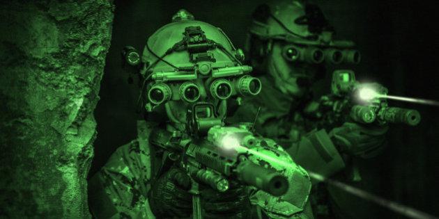La vision nocturne, des appareils enfin abordables ?
